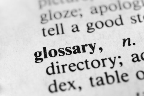 glossary of intellectual property terms fact